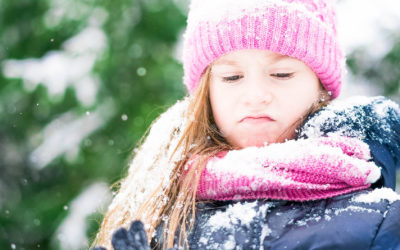 Does Your Child Become Distressed When the Weather Changes?