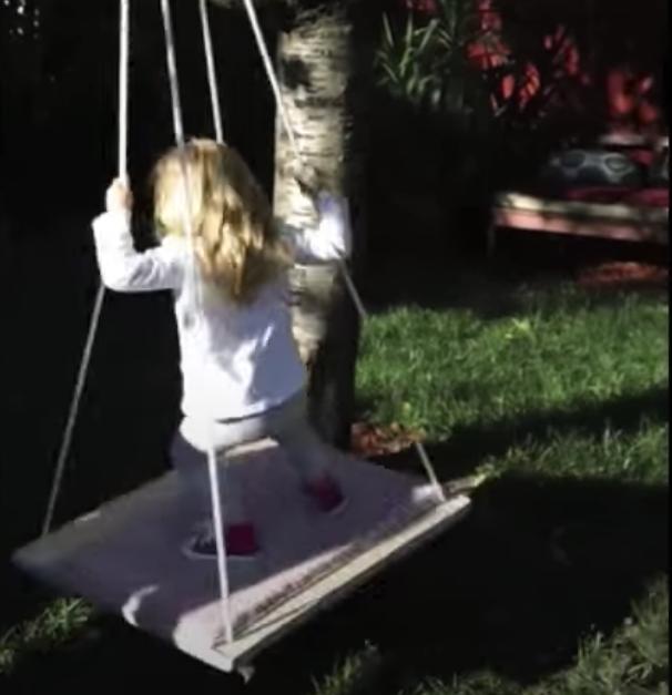 """Do-It-Yourself"" Sensory Equipment Series: Platform Swing"